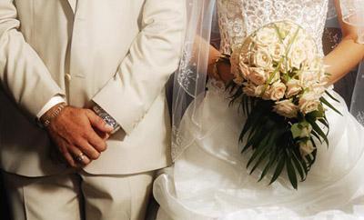 Συμβολισμός θέσης μελλονύμφων κατά την ακολουθία του γάμου